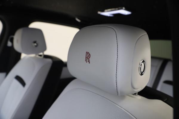 New 2021 Rolls-Royce Cullinan for sale Sold at Bugatti of Greenwich in Greenwich CT 06830 23
