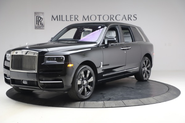 New 2021 Rolls-Royce Cullinan for sale Sold at Bugatti of Greenwich in Greenwich CT 06830 3
