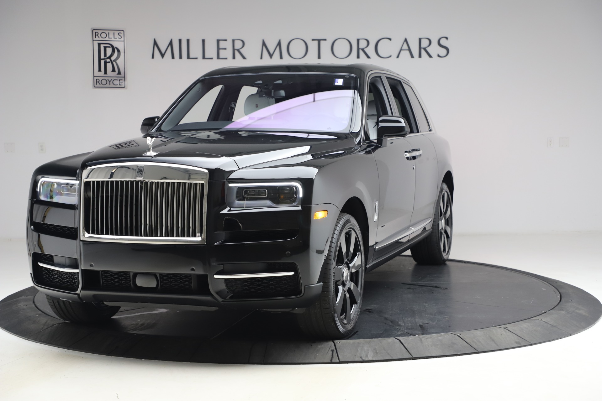 New 2021 Rolls-Royce Cullinan for sale Sold at Bugatti of Greenwich in Greenwich CT 06830 1