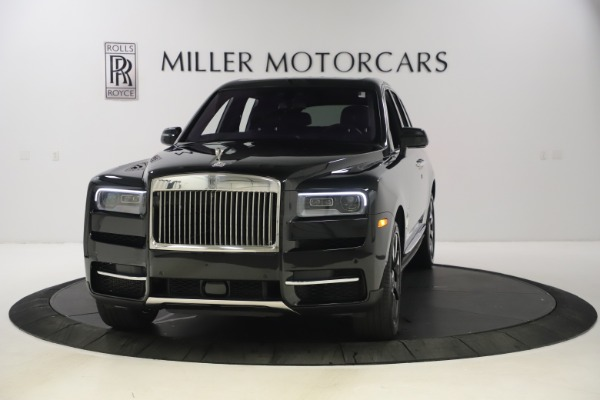 New 2021 Rolls-Royce Cullinan for sale $372,725 at Bugatti of Greenwich in Greenwich CT 06830 2