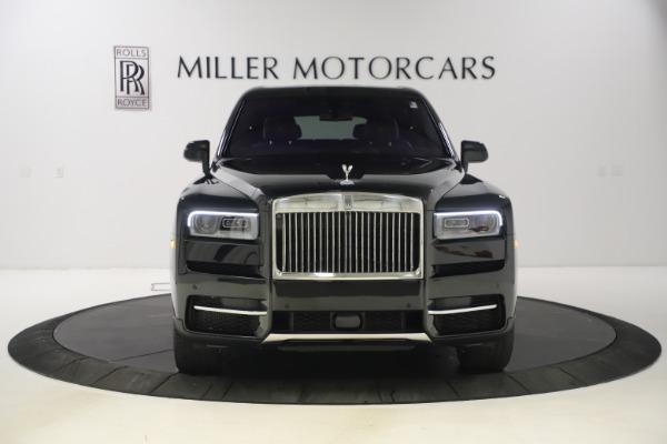 New 2021 Rolls-Royce Cullinan for sale $372,725 at Bugatti of Greenwich in Greenwich CT 06830 3