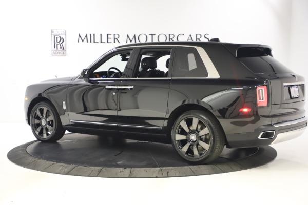 New 2021 Rolls-Royce Cullinan for sale $372,725 at Bugatti of Greenwich in Greenwich CT 06830 5