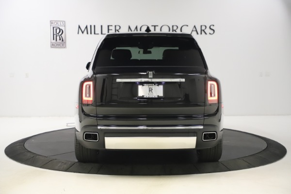 New 2021 Rolls-Royce Cullinan for sale $372,725 at Bugatti of Greenwich in Greenwich CT 06830 7