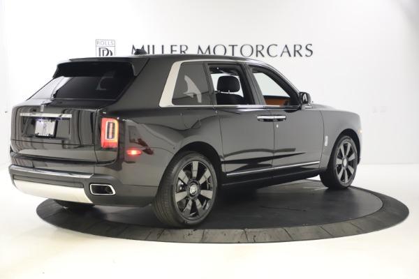 New 2021 Rolls-Royce Cullinan for sale $372,725 at Bugatti of Greenwich in Greenwich CT 06830 8
