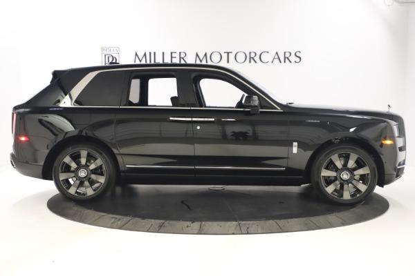 New 2021 Rolls-Royce Cullinan for sale $372,725 at Bugatti of Greenwich in Greenwich CT 06830 9