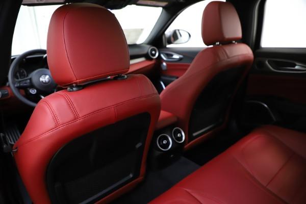 New 2020 Alfa Romeo Giulia Ti Sport Q4 for sale $48,595 at Bugatti of Greenwich in Greenwich CT 06830 20