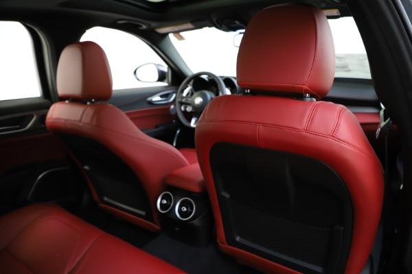 New 2020 Alfa Romeo Giulia Ti Sport Q4 for sale $48,595 at Bugatti of Greenwich in Greenwich CT 06830 28