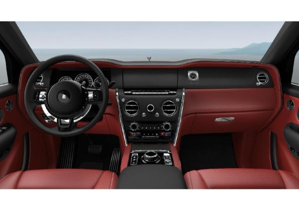 New 2021 Rolls-Royce Cullinan for sale Sold at Bugatti of Greenwich in Greenwich CT 06830 7