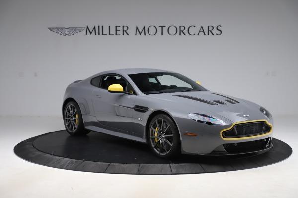 Used 2017 Aston Martin V12 Vantage S for sale $185,900 at Bugatti of Greenwich in Greenwich CT 06830 10