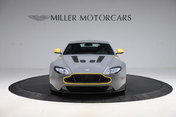 Used 2017 Aston Martin V12 Vantage S for sale $185,900 at Bugatti of Greenwich in Greenwich CT 06830 11