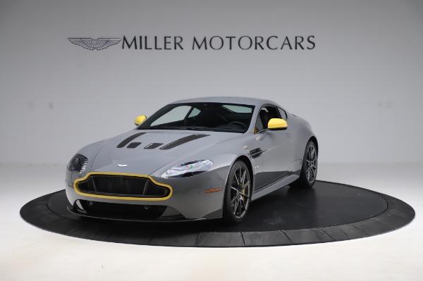 Used 2017 Aston Martin V12 Vantage S for sale $185,900 at Bugatti of Greenwich in Greenwich CT 06830 12