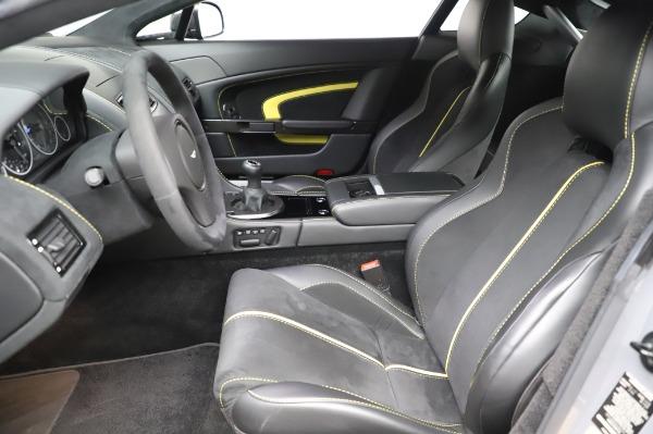 Used 2017 Aston Martin V12 Vantage S for sale $185,900 at Bugatti of Greenwich in Greenwich CT 06830 14