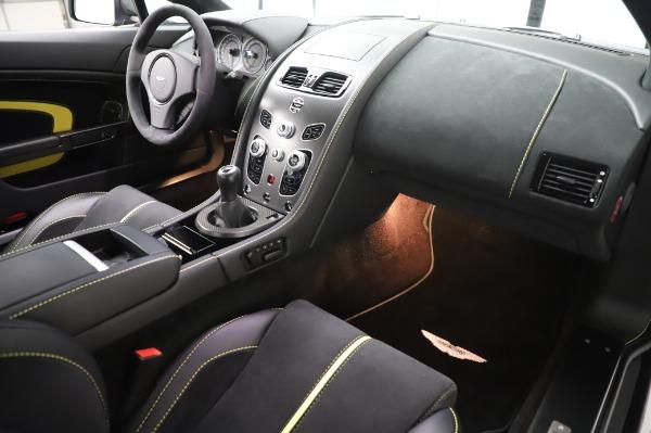 Used 2017 Aston Martin V12 Vantage S for sale $185,900 at Bugatti of Greenwich in Greenwich CT 06830 18