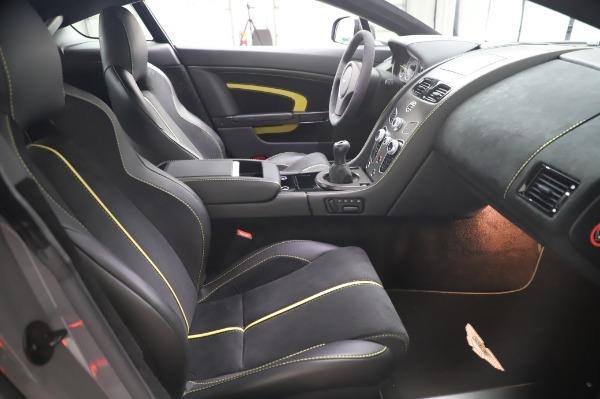 Used 2017 Aston Martin V12 Vantage S for sale $185,900 at Bugatti of Greenwich in Greenwich CT 06830 19