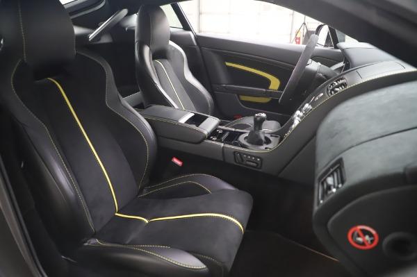 Used 2017 Aston Martin V12 Vantage S for sale $185,900 at Bugatti of Greenwich in Greenwich CT 06830 20