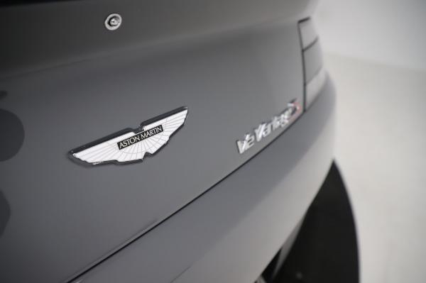Used 2017 Aston Martin V12 Vantage S for sale $185,900 at Bugatti of Greenwich in Greenwich CT 06830 24