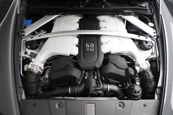 Used 2017 Aston Martin V12 Vantage S for sale $185,900 at Bugatti of Greenwich in Greenwich CT 06830 26