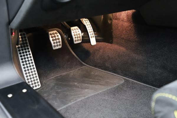 Used 2017 Aston Martin V12 Vantage S for sale $185,900 at Bugatti of Greenwich in Greenwich CT 06830 27