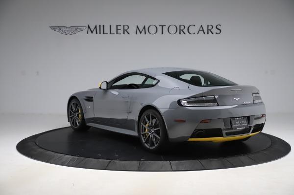 Used 2017 Aston Martin V12 Vantage S for sale $185,900 at Bugatti of Greenwich in Greenwich CT 06830 4