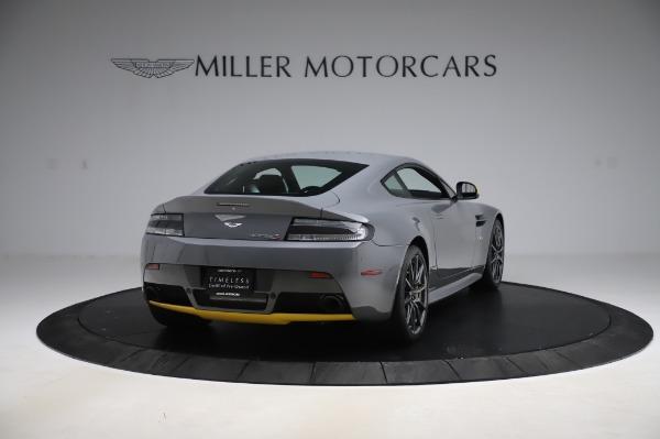 Used 2017 Aston Martin V12 Vantage S for sale $185,900 at Bugatti of Greenwich in Greenwich CT 06830 6