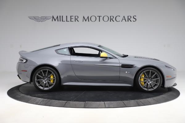 Used 2017 Aston Martin V12 Vantage S for sale $185,900 at Bugatti of Greenwich in Greenwich CT 06830 8
