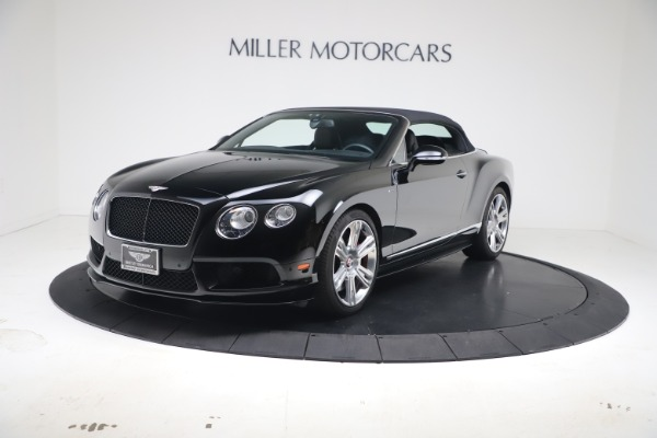 Used 2014 Bentley Continental GT Convertible V8 S for sale $109,900 at Bugatti of Greenwich in Greenwich CT 06830 11