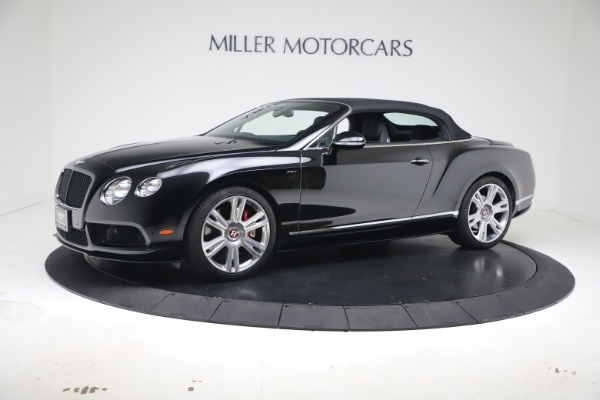 Used 2014 Bentley Continental GTC V8 S for sale $109,900 at Bugatti of Greenwich in Greenwich CT 06830 12