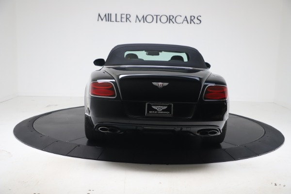 Used 2014 Bentley Continental GT Convertible V8 S for sale $109,900 at Bugatti of Greenwich in Greenwich CT 06830 15