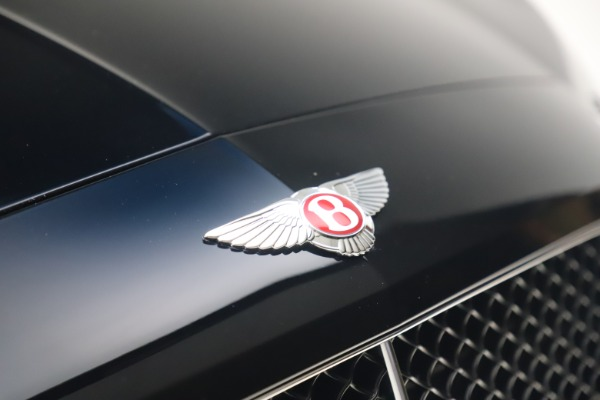 Used 2014 Bentley Continental GT Convertible V8 S for sale $109,900 at Bugatti of Greenwich in Greenwich CT 06830 21