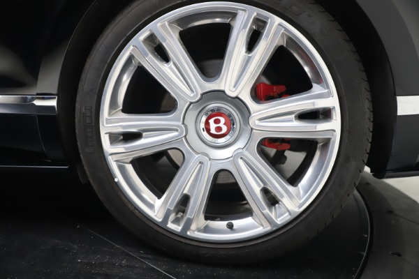 Used 2014 Bentley Continental GT Convertible V8 S for sale $109,900 at Bugatti of Greenwich in Greenwich CT 06830 22