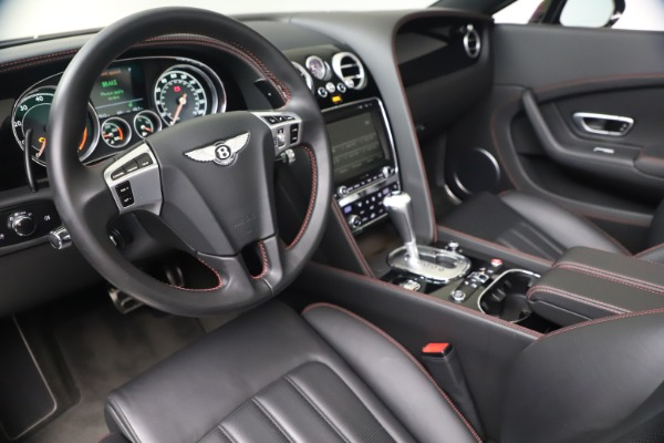 Used 2014 Bentley Continental GT V8 S for sale $109,900 at Bugatti of Greenwich in Greenwich CT 06830 24