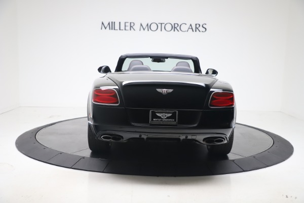 Used 2014 Bentley Continental GT Convertible V8 S for sale $109,900 at Bugatti of Greenwich in Greenwich CT 06830 5