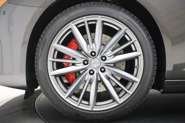 New 2020 Maserati Quattroporte S Q4 GranSport for sale $125,085 at Bugatti of Greenwich in Greenwich CT 06830 13