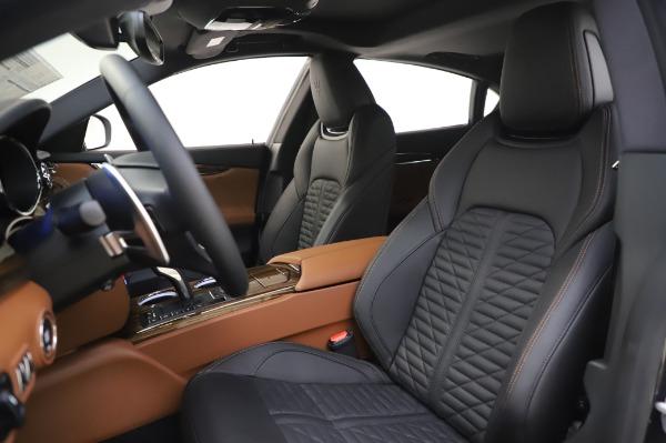 New 2020 Maserati Quattroporte S Q4 GranSport for sale $125,085 at Bugatti of Greenwich in Greenwich CT 06830 14