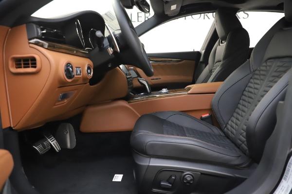 New 2020 Maserati Quattroporte S Q4 GranSport for sale $125,085 at Bugatti of Greenwich in Greenwich CT 06830 15