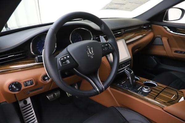 New 2020 Maserati Quattroporte S Q4 GranSport for sale $125,085 at Bugatti of Greenwich in Greenwich CT 06830 16