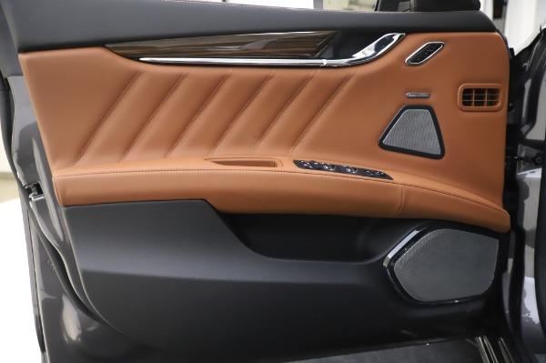 New 2020 Maserati Quattroporte S Q4 GranSport for sale $125,085 at Bugatti of Greenwich in Greenwich CT 06830 17