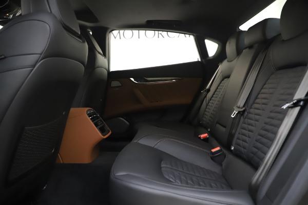 New 2020 Maserati Quattroporte S Q4 GranSport for sale $125,085 at Bugatti of Greenwich in Greenwich CT 06830 19