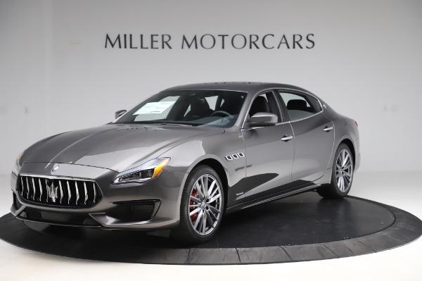 New 2020 Maserati Quattroporte S Q4 GranSport for sale $125,085 at Bugatti of Greenwich in Greenwich CT 06830 2