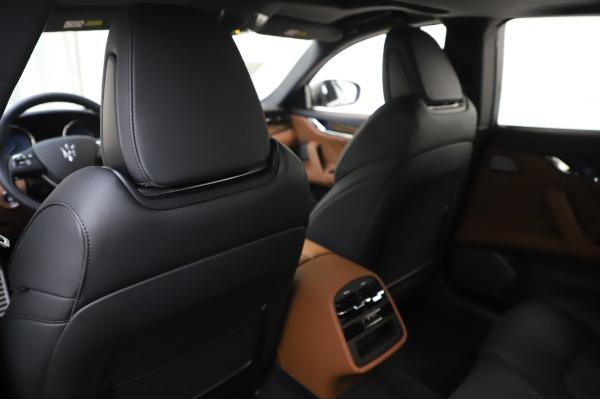 New 2020 Maserati Quattroporte S Q4 GranSport for sale $125,085 at Bugatti of Greenwich in Greenwich CT 06830 20