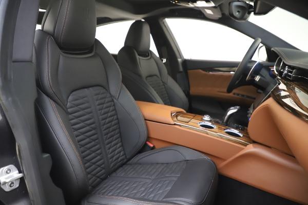 New 2020 Maserati Quattroporte S Q4 GranSport for sale $125,085 at Bugatti of Greenwich in Greenwich CT 06830 22