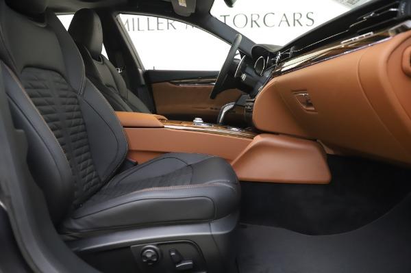 New 2020 Maserati Quattroporte S Q4 GranSport for sale $125,085 at Bugatti of Greenwich in Greenwich CT 06830 23