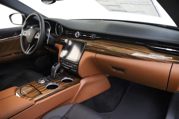New 2020 Maserati Quattroporte S Q4 GranSport for sale $125,085 at Bugatti of Greenwich in Greenwich CT 06830 24