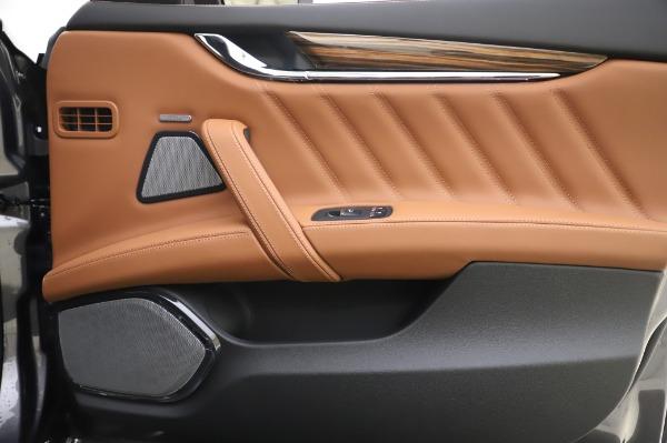 New 2020 Maserati Quattroporte S Q4 GranSport for sale $125,085 at Bugatti of Greenwich in Greenwich CT 06830 25