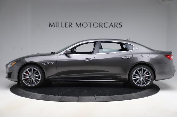 New 2020 Maserati Quattroporte S Q4 GranSport for sale $125,085 at Bugatti of Greenwich in Greenwich CT 06830 3