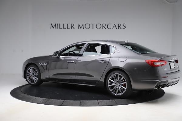 New 2020 Maserati Quattroporte S Q4 GranSport for sale $125,085 at Bugatti of Greenwich in Greenwich CT 06830 4