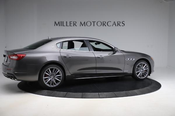 New 2020 Maserati Quattroporte S Q4 GranSport for sale $125,085 at Bugatti of Greenwich in Greenwich CT 06830 8