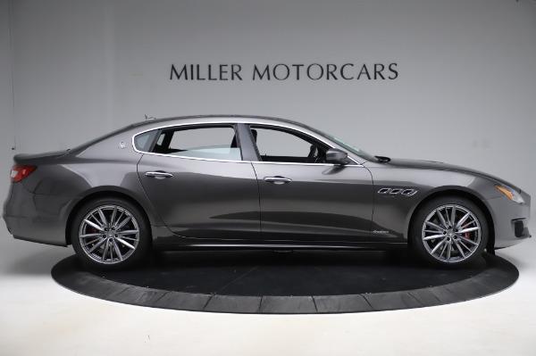 New 2020 Maserati Quattroporte S Q4 GranSport for sale $125,085 at Bugatti of Greenwich in Greenwich CT 06830 9