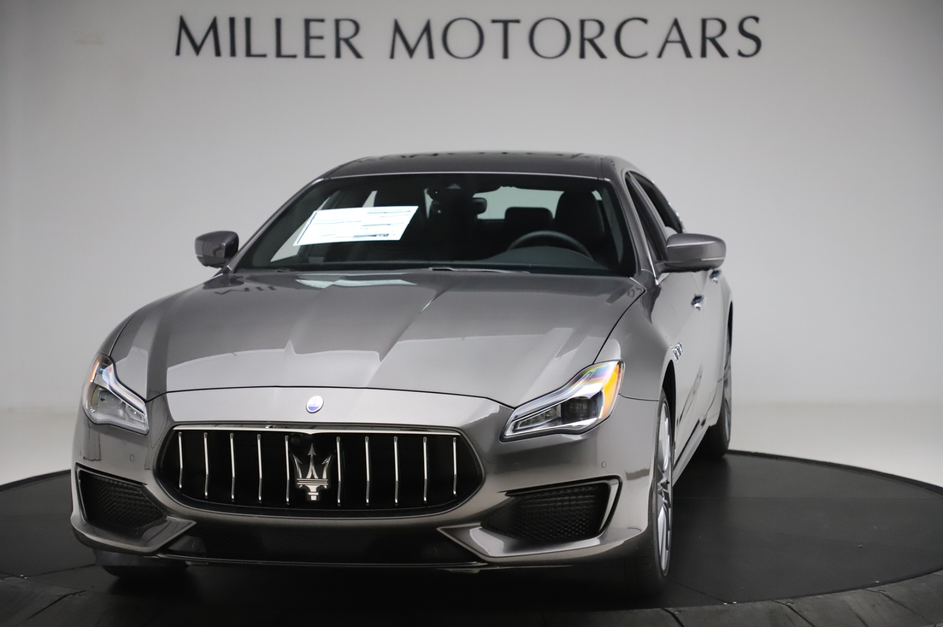 New 2020 Maserati Quattroporte S Q4 GranSport for sale $125,085 at Bugatti of Greenwich in Greenwich CT 06830 1