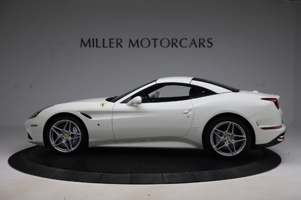 Used 2016 Ferrari California T for sale Sold at Bugatti of Greenwich in Greenwich CT 06830 15